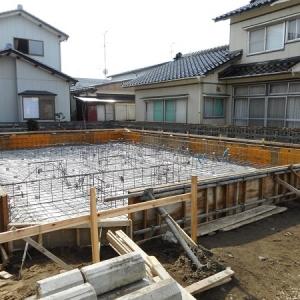 新築工事も始まりました